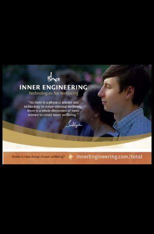 Yoga & Meditation - Inner Engineering Total program at Unity Village - Oct 24-27